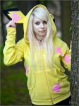 Pichu - Valentines day edition - photoshoot by NightSky1357
