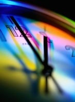 Multicolored Time 3203362 by StockProject1