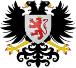Coat of Arms of (modern-day) Hittite Cyprus by ramones1986