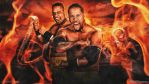 WWE The Usos Wallpaper | Dancing with fire by Phenomenon-Des