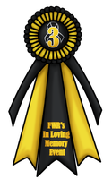 FWR ILME 3rd Place Ribbon by evil-firewolf