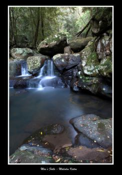 Max's Falls by FireflyPhotosAust