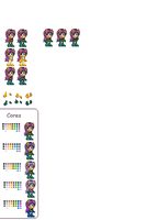 mina mongoose sprites Gens by sonicnews