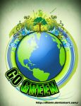 GO GREEN by dhavin