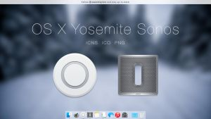 OS X Yosemite Sonos by JasonZigrino