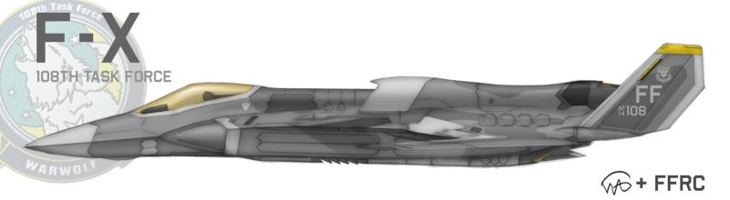 F-X -Task Force 108- by fighterman35