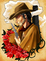 Roland Deschain by PadfootBlack