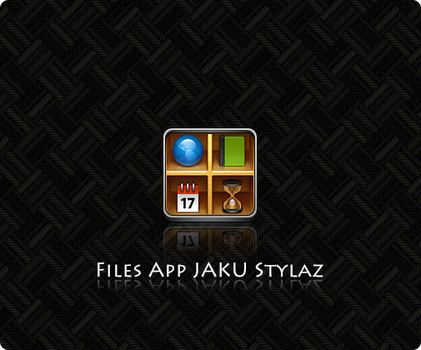 Files App JAKU Stylaz by onehalfkiller