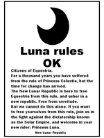 New Lunar Republic flyer by lonewolf3878