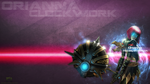 LoL - BladeCraft Orianna Wallpaper by xRazerxD