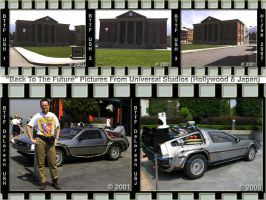 Universal Pictures - BTTF by iFab