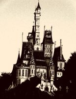 dream castle by Kamelot666