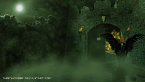 The Gate Keeper by GustavoHRG