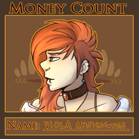 COT: Viola's Money Count by ParadeDemon