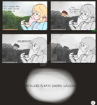 [Life Is Better With Music] The com. Page [Page 1] by FeefeeIsSmol