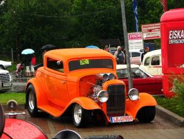 heavy '32 ford by AmericanMuscle