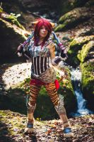 Archage - Firran female by YurikoCosplay
