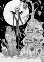 Trick or Treat by carlinx
