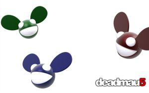 Deadmau5 Wallpaper by flaino