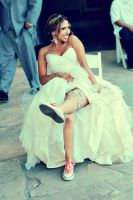 Coolest Wedding Shoes by rare2bme