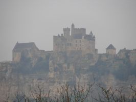 from the castle in the fog by gratteloup