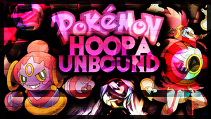 Pokemon Hoopa Unbound Concept Art Wallpaper HD by YourApolloProject
