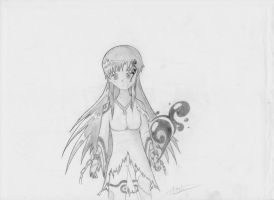 The new bird of Deadman Wonderland. by aliena28898