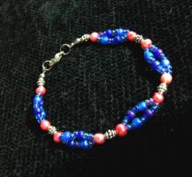 Laura's Gift :Bracelet: by CharmingChains