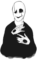 Gaster by caneggy