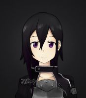 Kirito [GGO] by marrero95ph