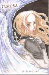 Claymore Teresa by TheDreamerofSpace