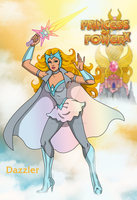Princess of Power X: DAZZLER by Lightengale