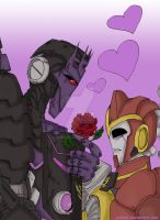 Who's afraid of the Valentine- TarnxKaon by YukiOni