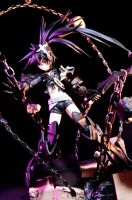 Insane Black Rock Shooter by Etherien