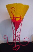 Whimsical candle lantern by pmpropmiester