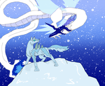 Winter and Ice by Falgor