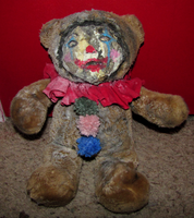 Twisted Clown Teddy by PlaceboFX