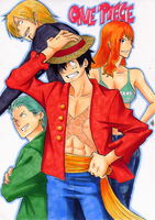 ONE PIECE -2 Years Later-ch598 by Renny08