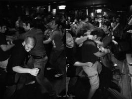 Mosh Pit by Eivone-and-the-Noose