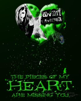 Pieces Of My Heart by CristianSJuarez