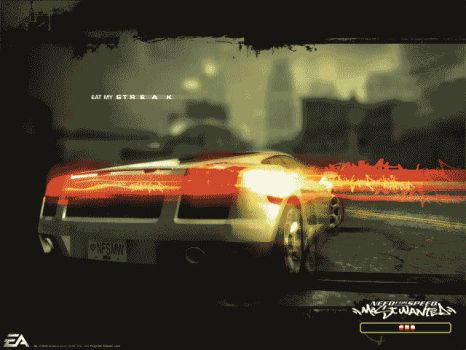 NFS_Most Wanted II by lubofi
