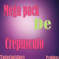Mega pack de crepusculo by tutorialslucy