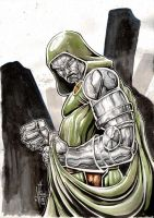 DR DOOM by Vinz-el-Tabanas