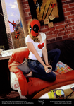 Lady Deadpool - Mary Jane Who? by IreneUbik