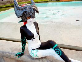 I think - Midna Cosplay by MelodyZombie