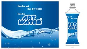 art water label designs by me by circassianrider