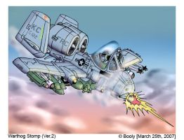 Warthog Stomp2 by Booly78