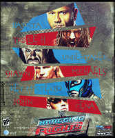 WWE Bragging Rights 2009 ~ Poster by MhMd-Batista