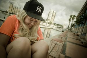 Annabeth Chase - Candid Smiles by seethroughcrew