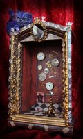 Alice Wonderland room by SutherlandArt